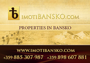 Properties for sale in Bansko