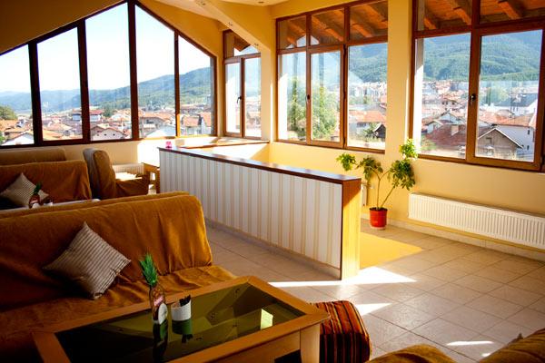 Hotel Korina Sky Bansko Bulgaria