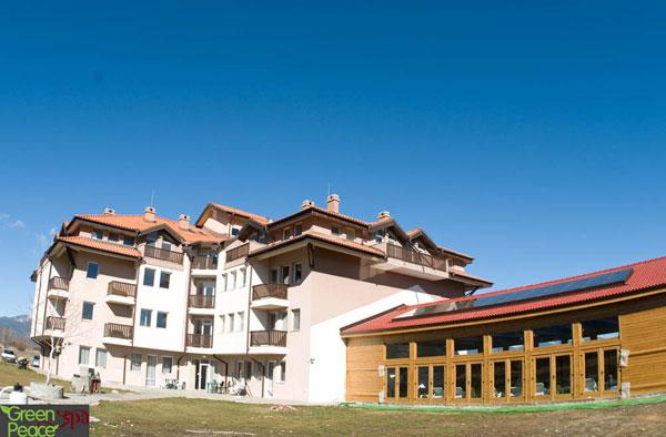 Hotel Green Peace SPA - Bansko Bulgaria
