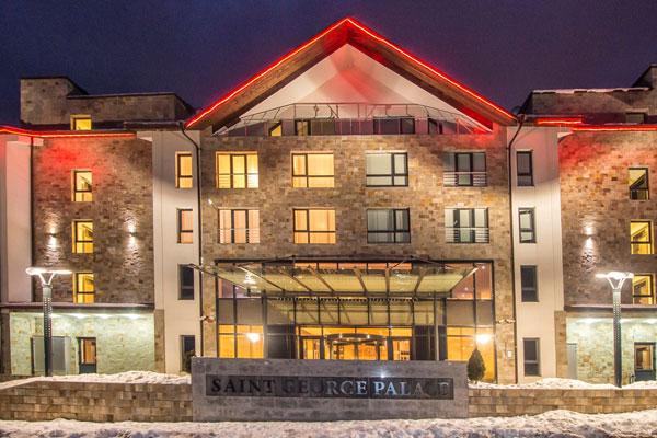 Saint George Palace - 4* SPA Hotel Bansko