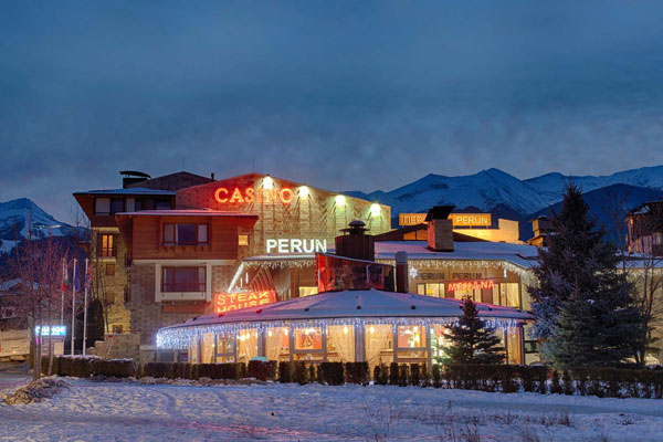 Excellent 4 stars hotel in Bansko near the ski lift