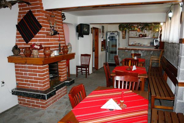 Hotel in Bansko - Aseva kashta