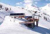 Ski lifts in Bansko