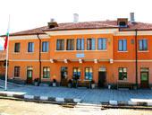Railway station Bansko