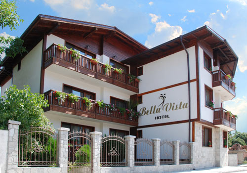 Bella Vista Hotel Bansko Bulgaria