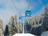 Gondola lift Bansko
