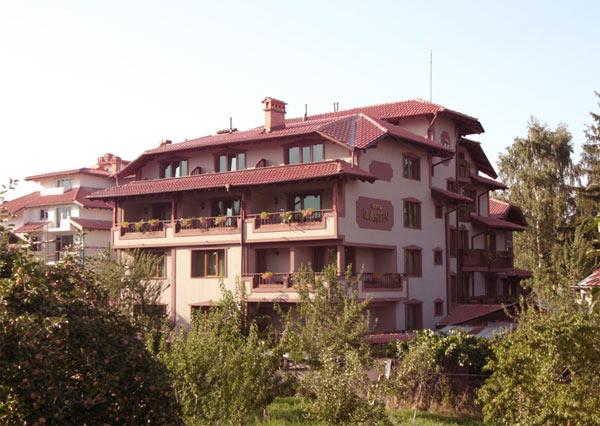 Hotel-club Martin Bansko