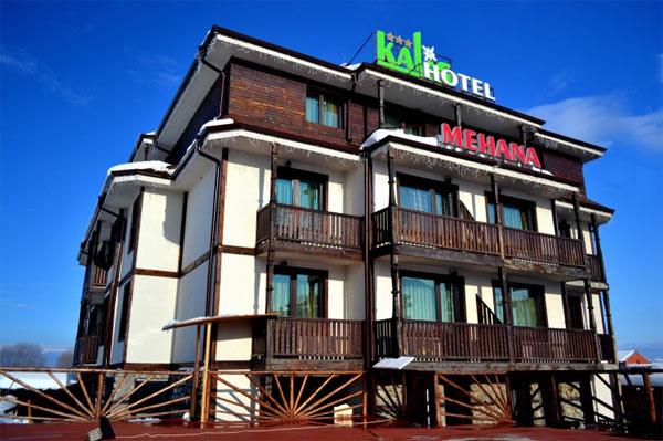 Kalis Hotel Mehana Bansko Bulgaria