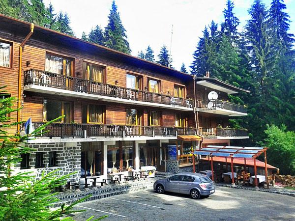 Katerina ski hotel in Bansko, Bulgaria
