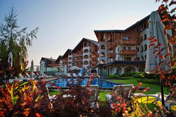 Kempinski hotel Bansko