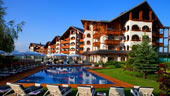Kempinski hotel Grand Arena Bansko, Bulgaria