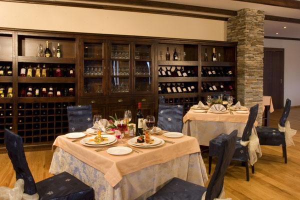 Moderato classic restaurant in Bansko, Bulgaria