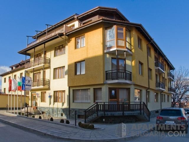 Mont Blanc Hotel in Bansko Bulgaria