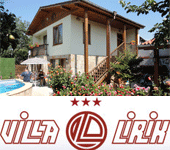 Villa Lirik hotel in Bansko