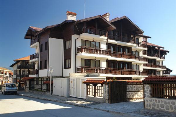 Winslow Elegance Hotel Bansko Bulgaria